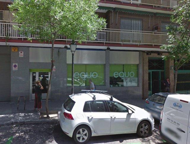 Sede de Equo Madrid
