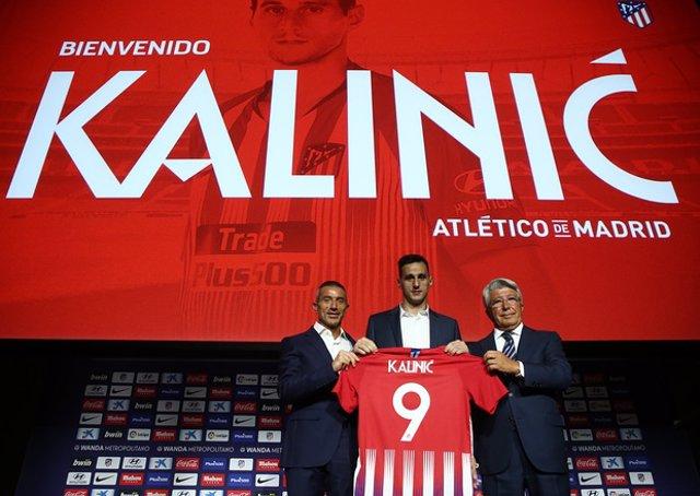 Nikola Kalinic Atlético