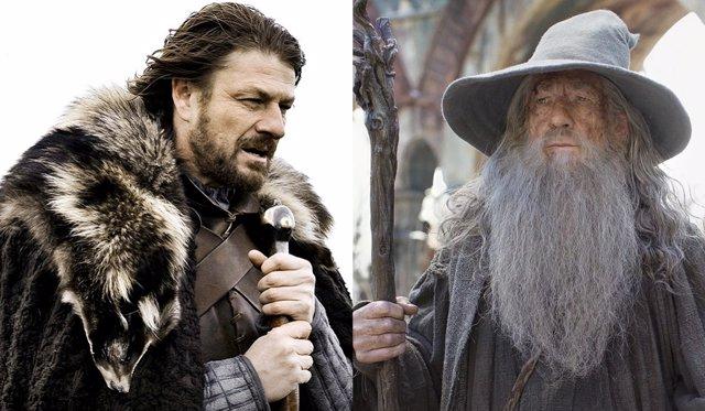 Juego de Tronos y El Hobbit