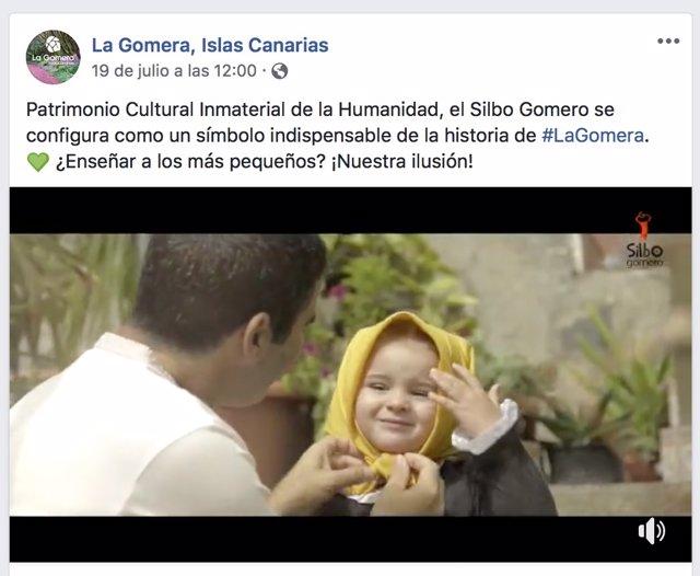 Vídeo de la campaña