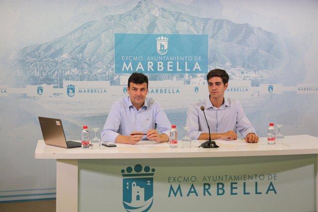 Marbella garre ssolicitud subvención EPES programa formación parados marbella