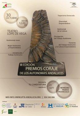 III Edición de los premios UPTA-A