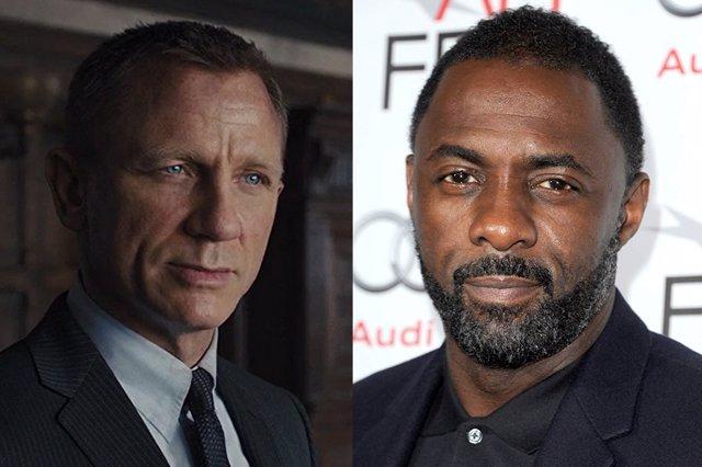 Daniel Craig e Idris Elba