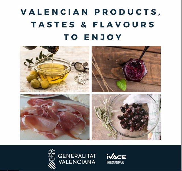 Presentación de productos valencianos en Corea del Sur