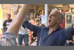 Paco Arango rueda en Madrid 'Los Rodríguez y el Más Allá'