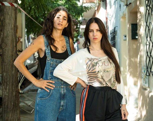 Alba Flores y La Mala Rodríguez