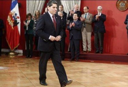 Dimite el ministro de Cultura de Chile