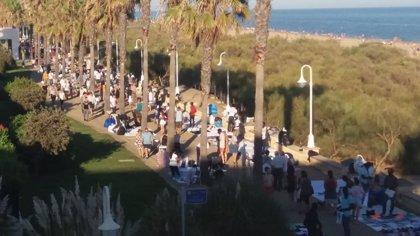 La Subdelegación de Huelva realizará acciones conjuntas con la Policía de Lepe e Isla para paliar la venta ilegal