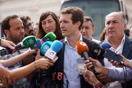 Casado acudirá a Barcelona y Cambrils para rendir homenaje a las víctimas de los atentados de 2017
