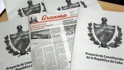 ¿Qué cambiará en la propuesta de nueva Constitución de Cuba?