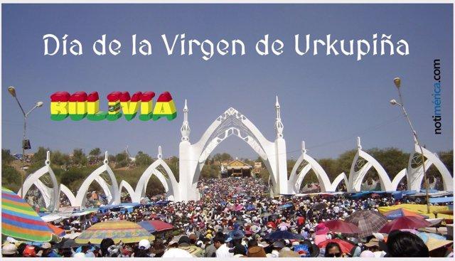 Día de la Virgen de Urkupiña