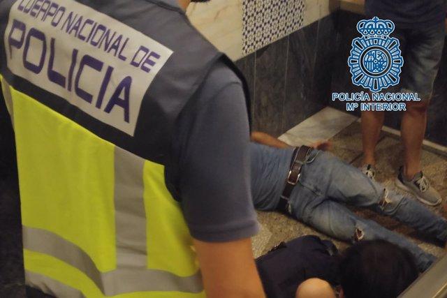 Detenida una banda organizada perteneciente a la mafia georgiana