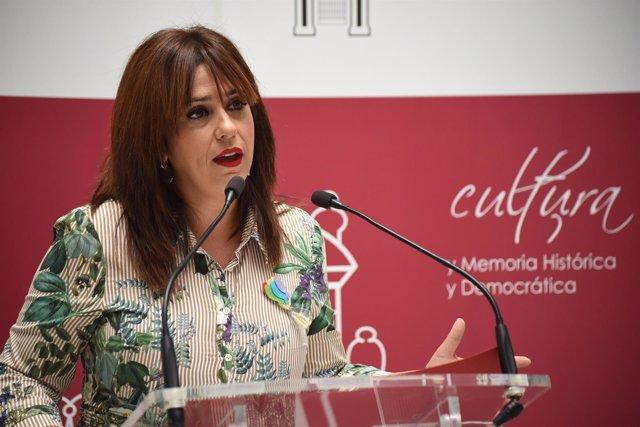 La diputada provincial de Igualdad y Juventud, Irene Justo