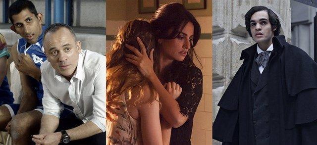 Las tres películas preseleccionadas