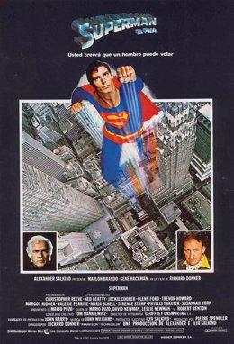 Cartel de la película Superman