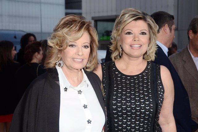 María Teresa Campos y Terelu Campos
