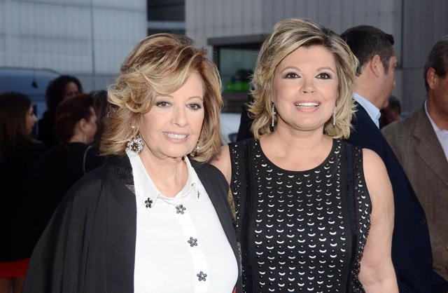 María Teresa Campos y Terelu se posicionan en el enfrentamiento entre Alejandra y Anita Matamoros