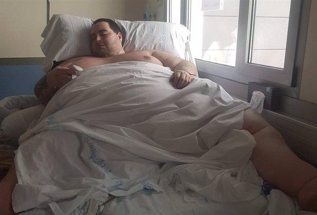 El joven teófilo durante su estancia hospitalaria