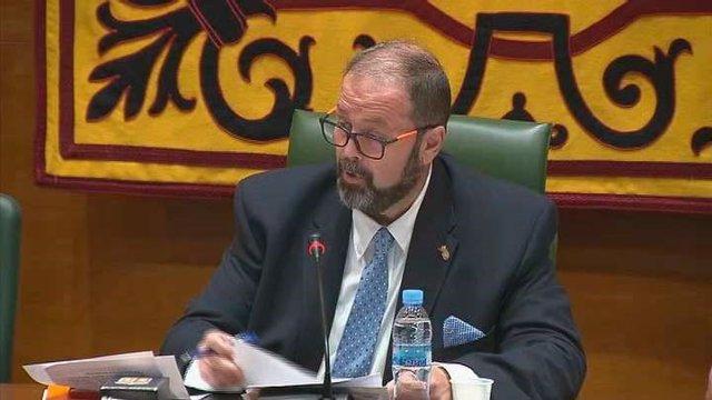Alcalde de Arroyomolinos, Andrés Martínez