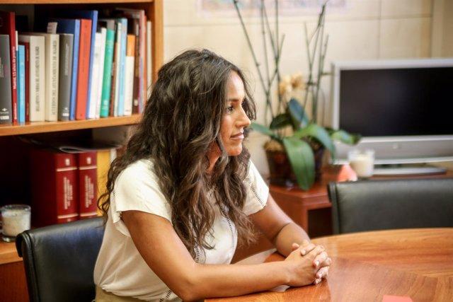Entrevista de Europa Press a Begoña Villacís