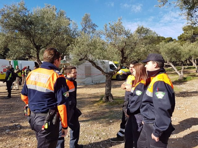Protección civil voluntarios