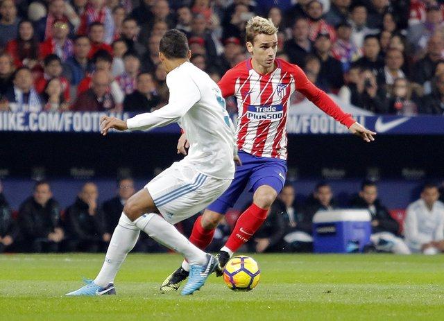 Griezmann (Atlético de Madrid) Varane (Real Madrid)