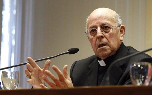 El presidente de los obispos españoles muestra sus condolencias por el derrumbe del puente Morandi en Génova