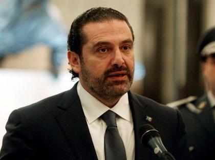 Hariri asegura que la formación del gobierno en Líbano puede llevar más tiempo