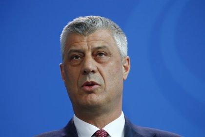 """El presidente de Kosovo asegura que quiere """"corregir"""" la frontera con Serbia"""