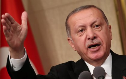 Erdogan advierte de que Turquía boicoteará los productos electrónicos de EEUU
