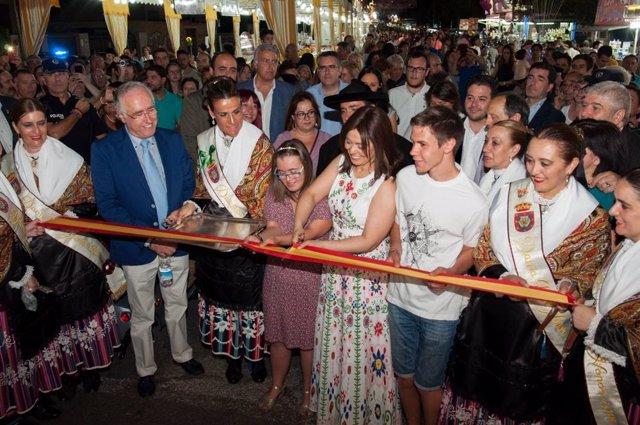 Inauguración de las Ferias