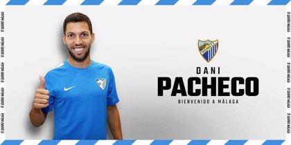Dani Pacheco deja el Getafe y regresa al Málaga