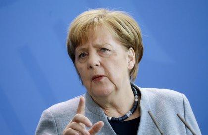 La mayoría de los alemanes, descontentos con el trabajo de Merkel
