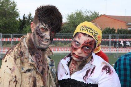Hasta 100 jóvenes de 12 a 17 años podrán enfrentarse este sábado en la Ciudadela a una 'invasión zombie'