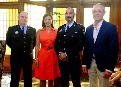La Policía Local de Santander refuerza sus mandos con dos inspectores