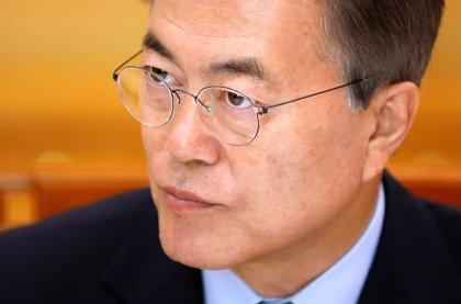 Moon asegura que su próxima reunión con Kim es un paso más hacia la desnuclearización de la península de Corea