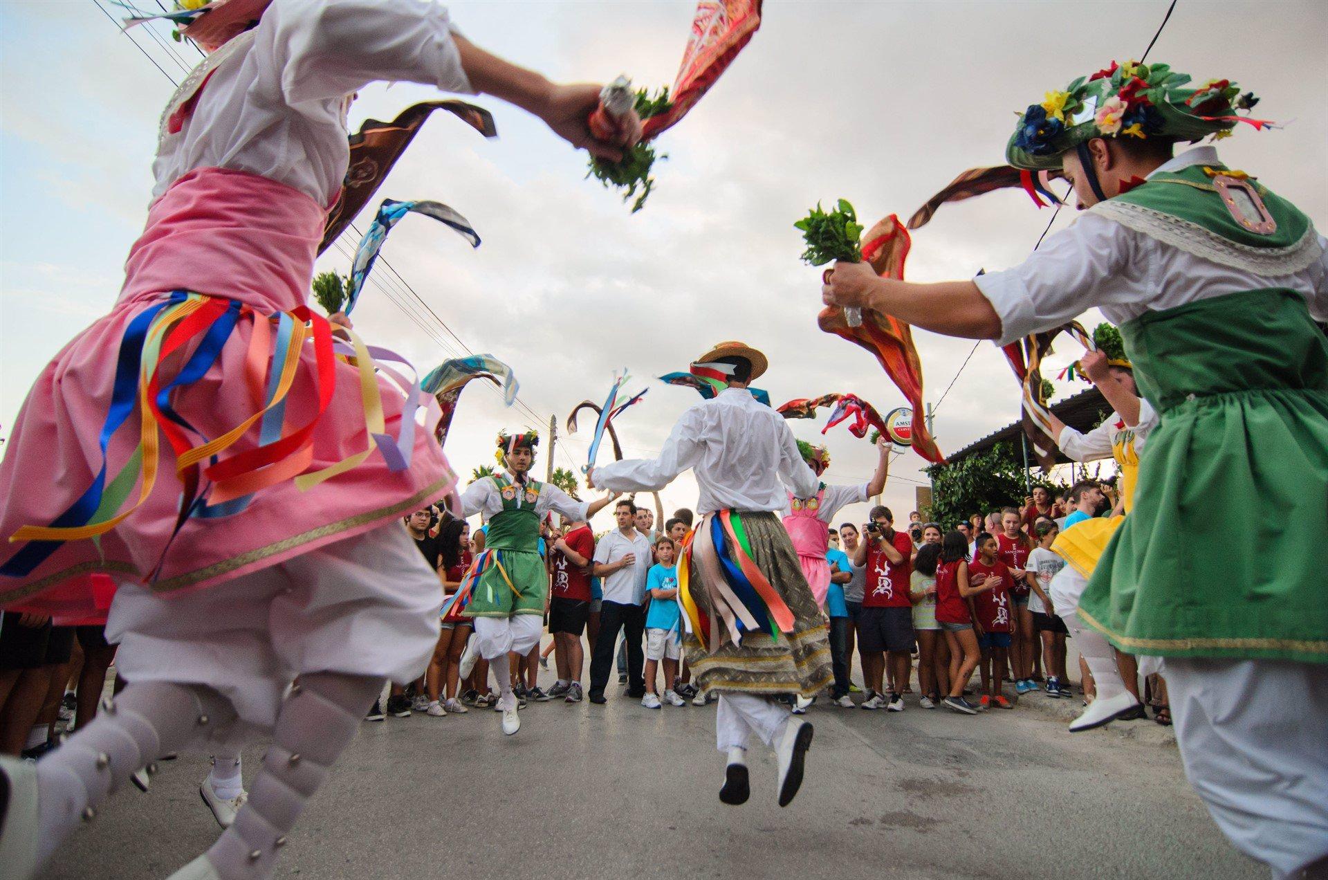 Los 'cossiers' de Montuïri reciben la distinción de Fiesta de Interés Cultural