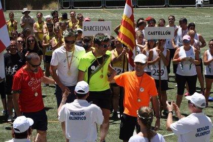 450 personas de diez países compiten en la primeras Olimpiadas Internacionales de Voluntariado