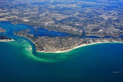 La marea roja tóxica amenaza las costas del Golfo
