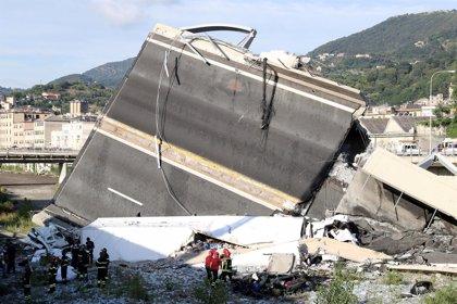 Autostrade se defiende y asegura que las revisiones del puente de Génova no identificaron problemas