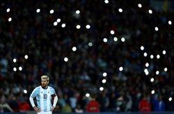 Messi renuncia a jugar amb Argentina els propers amistosos (REUTERS / MARCOS BRINDICCI)