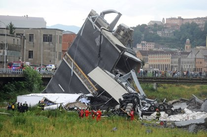 Las víctimas de Génova incluyen ciudadanos de Colombia, Chile y Perú