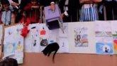 """Foto: Piden que no se """"ignore"""" a las 229.000 personas en contra de la suelta de la Gata Negra"""