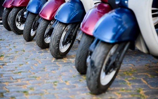 Las ventas de motos en la UE aumentan un 3,4% en el primer semestre, hasta 565.000 unidades