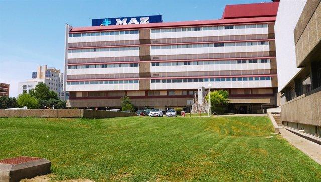 Hospital MAZ de Zaragoza