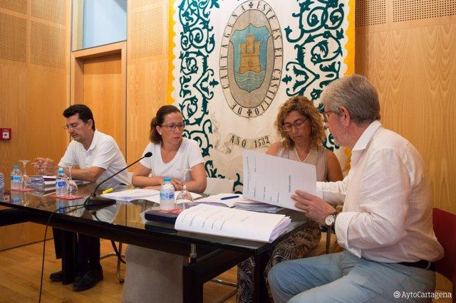 CASTEJÓN Consejo de Comercio Municipal