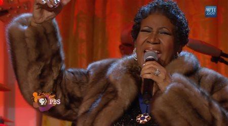 """Muere Aretha Franklin, la """"reina del soul"""""""