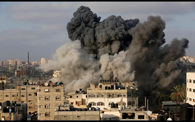Macron y Al Sisi subrayan la urgencia de frenar la escalada de violencia en Gaza
