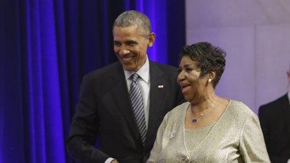 VÍDEO: La actuación de Aretha Franklin que hizo llorar a Obama