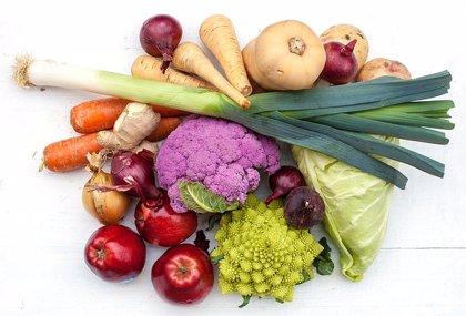 Los químicos de las verduras protegen frente cáncer de colon